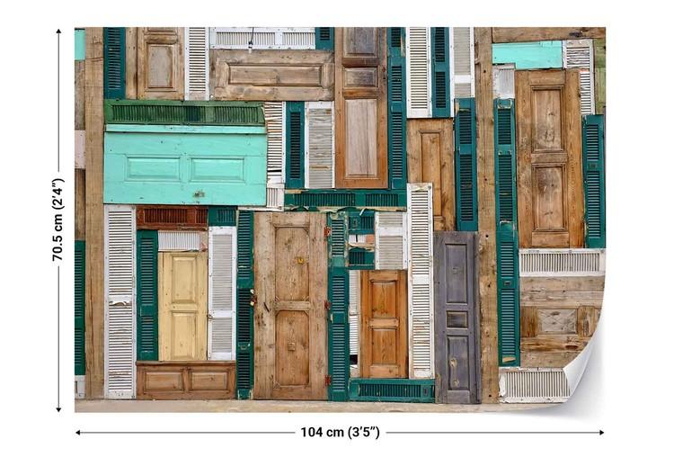 Fotomural  The Doors