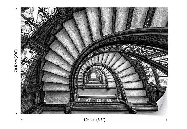 Fotomural  The Rookery