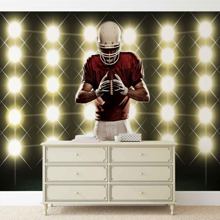 American Football Fototapet