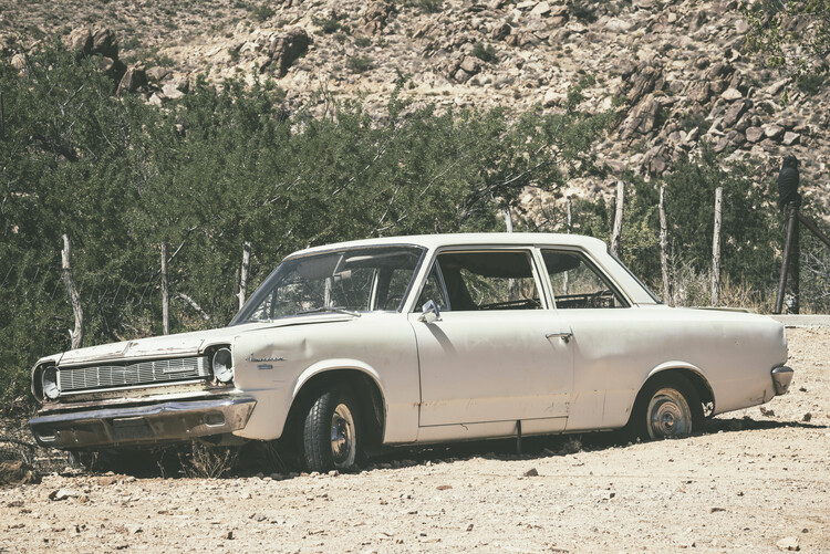 American West - Old Rambler Fototapet