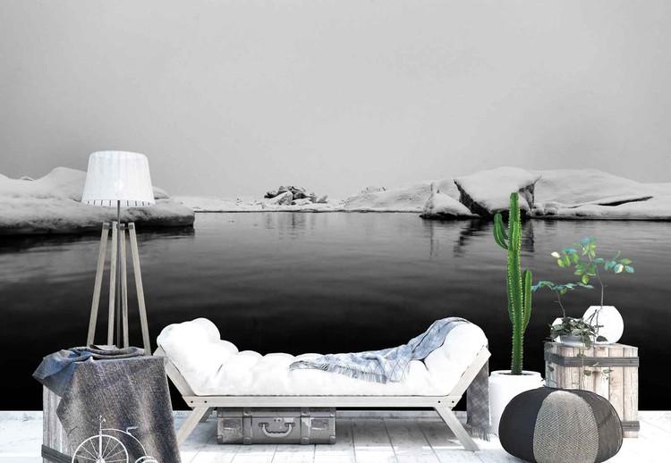Black And White Fototapet