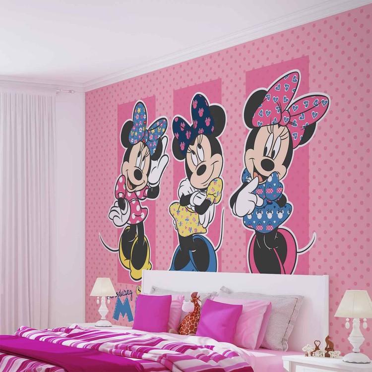 Disney Minnie Mouse Fototapet