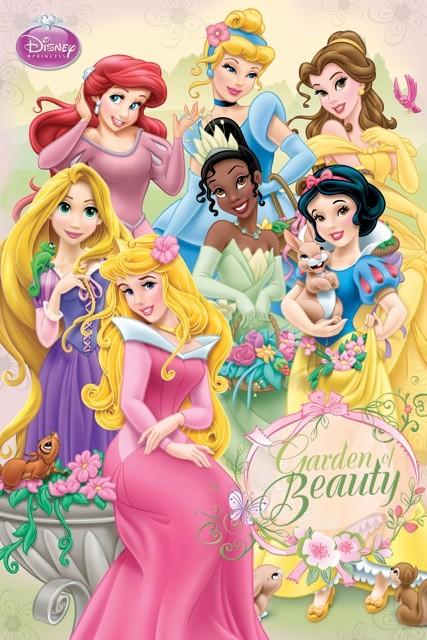 Disney Princess Fototapet