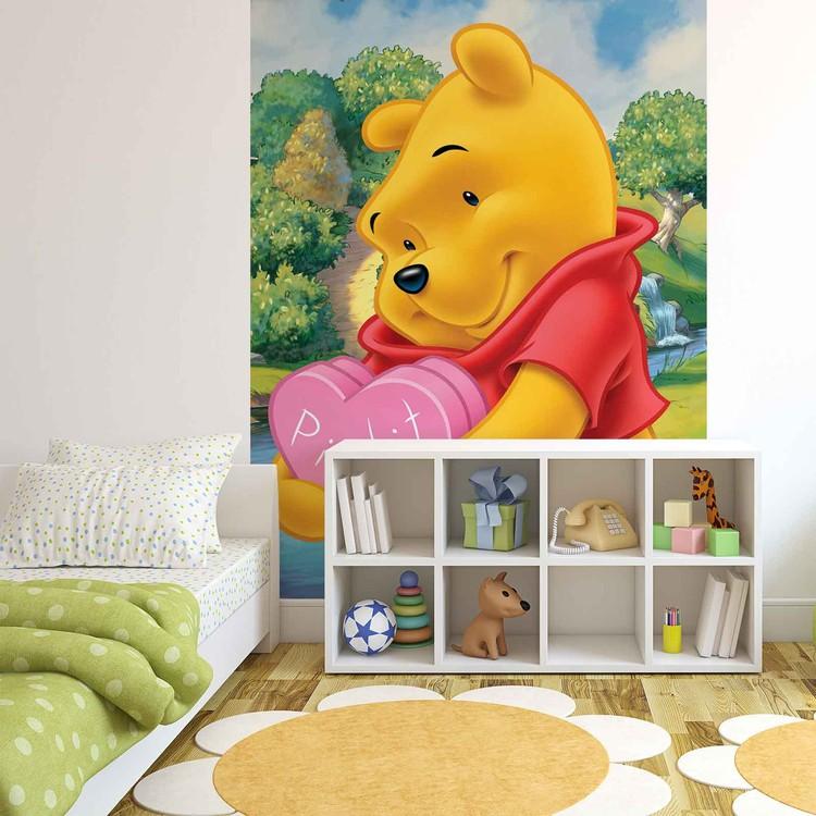 Disney Winnie Pooh Bear Fototapet
