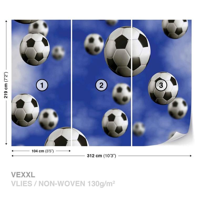 Football Soccer Fototapet