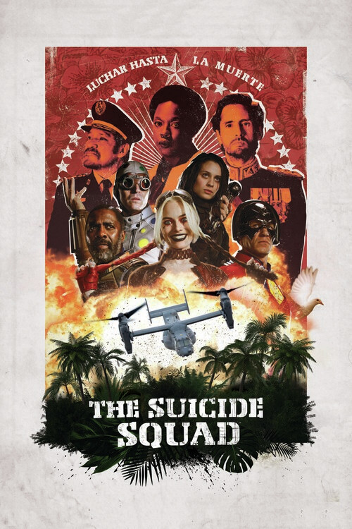 Suicide Squad 2 - Teatralsk Fototapet