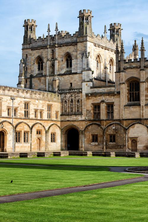 The University of Oxford Fototapet