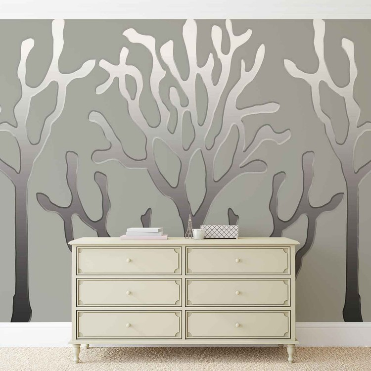 Tree Abstract Fototapet