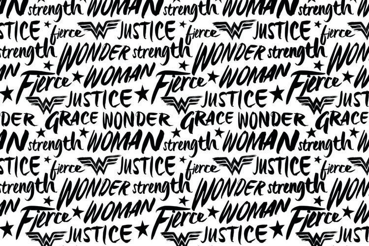 Wonder Woman - Justice Fototapet