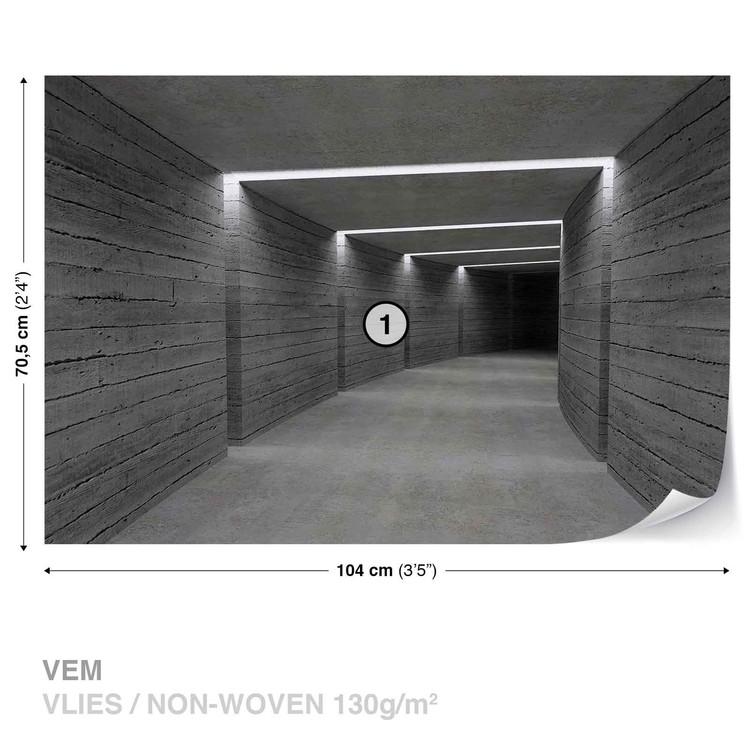 Hallway Ligths Tapéta, Fotótapéta