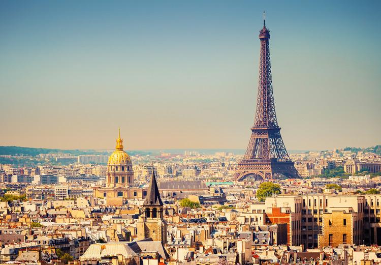 PARIS           Fali tapéta