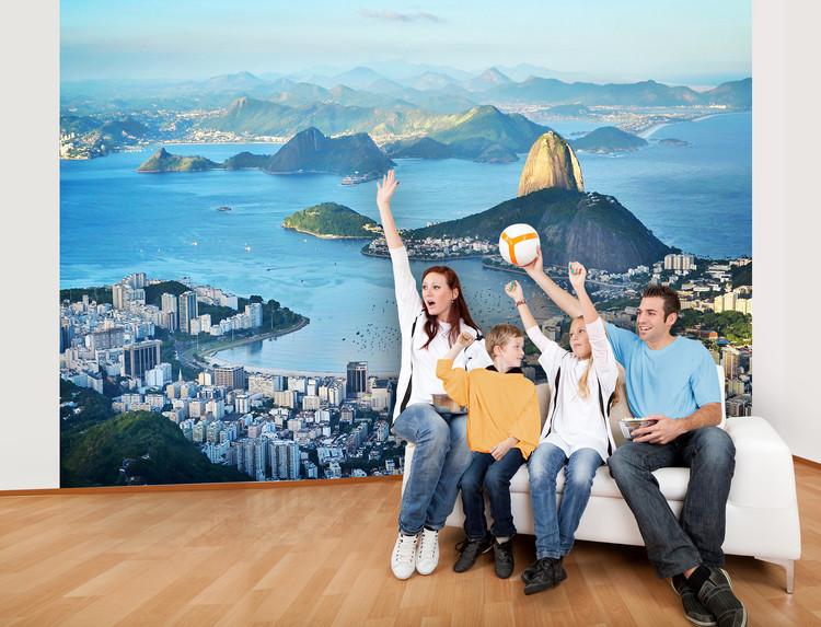 RIO DE JANEIRO Fali tapéta