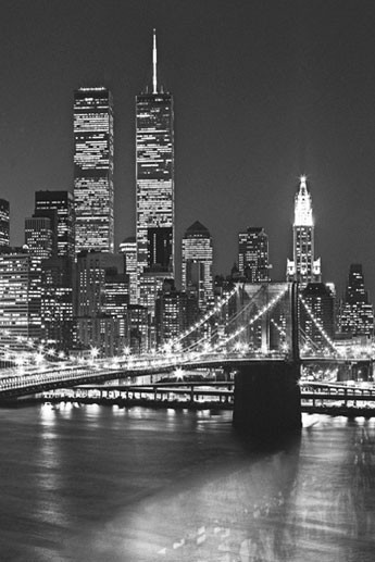 BROOKLYN BRIDGE Fototapeta