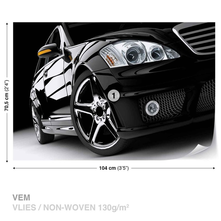 Car Luxury Fototapeta