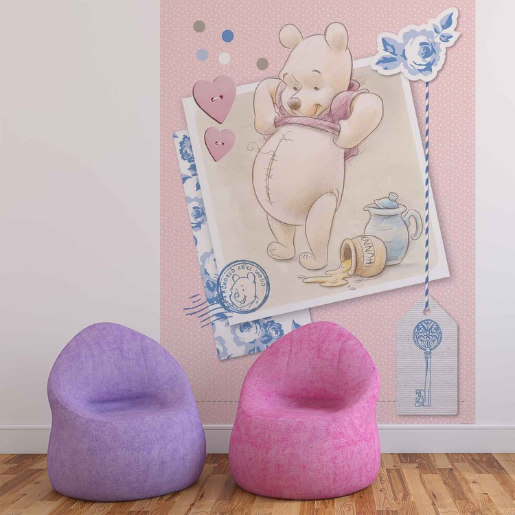 Disney Winnie Pooh Fototapeta