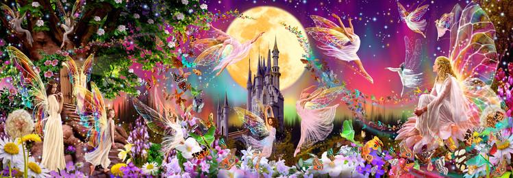 Fairyland Fototapeta