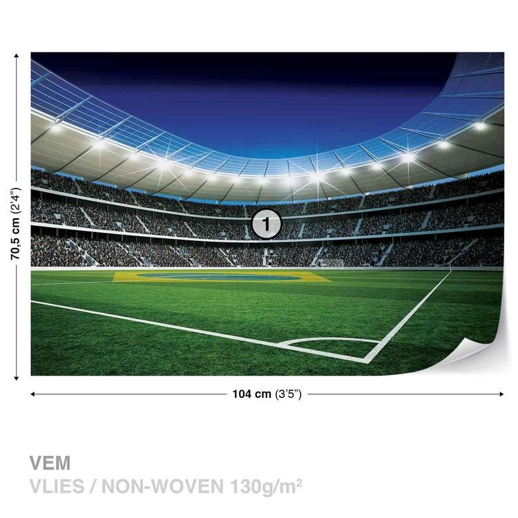 Football Stadium Fototapeta