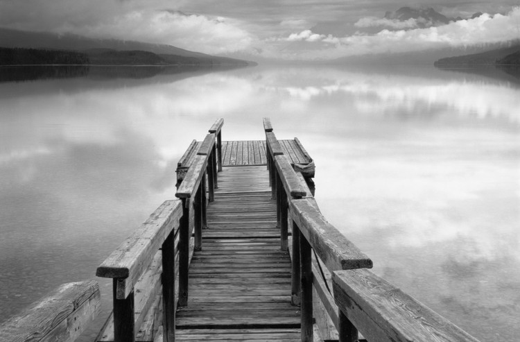 GARY FAYE - infinity Fototapeta
