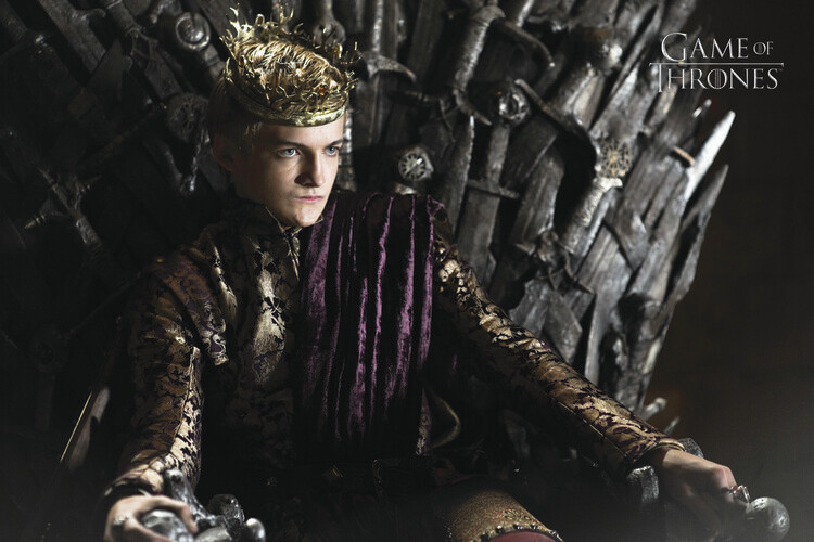 Igra prestolov - Joffrey Baratheon Fototapeta
