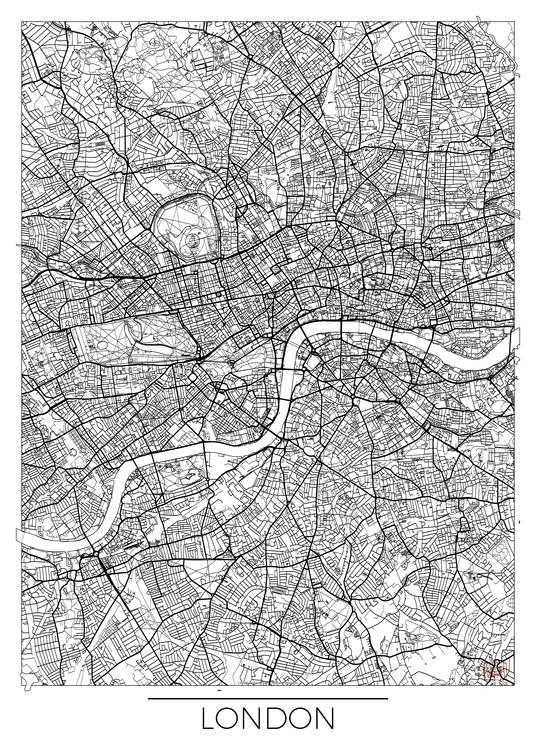London Fototapeta