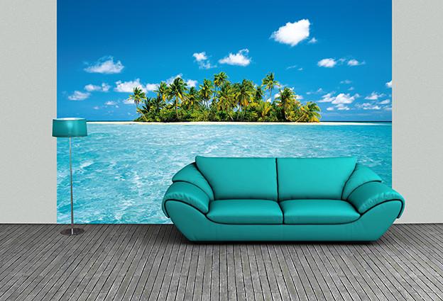 MALDIVE DREAM Fototapeta