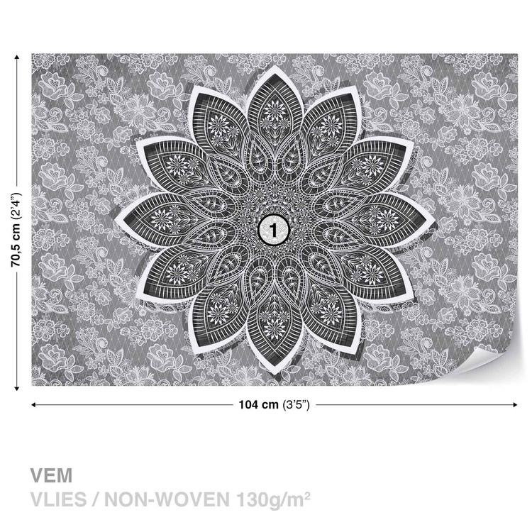 Modern Abstract Pattern Fototapeta