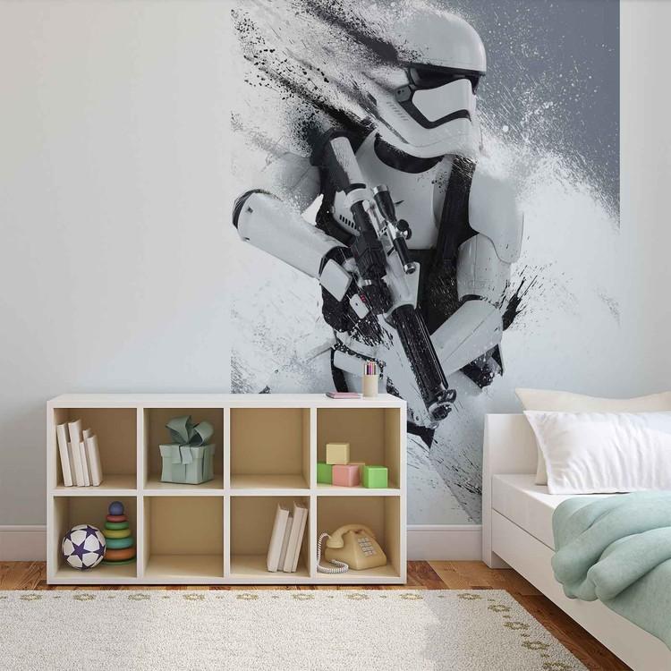 Star Wars Force Awakens Fototapeta