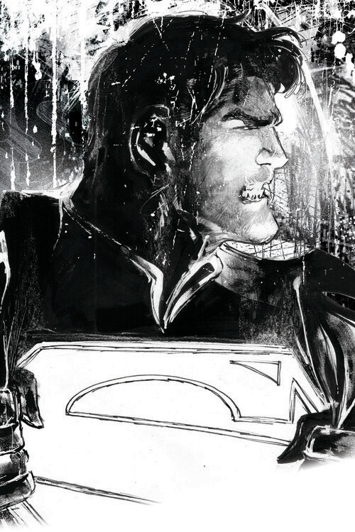 Superman - Secret Identity Fototapeta