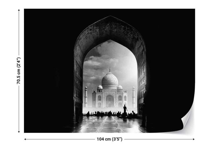 Taj Mahal Fototapeta