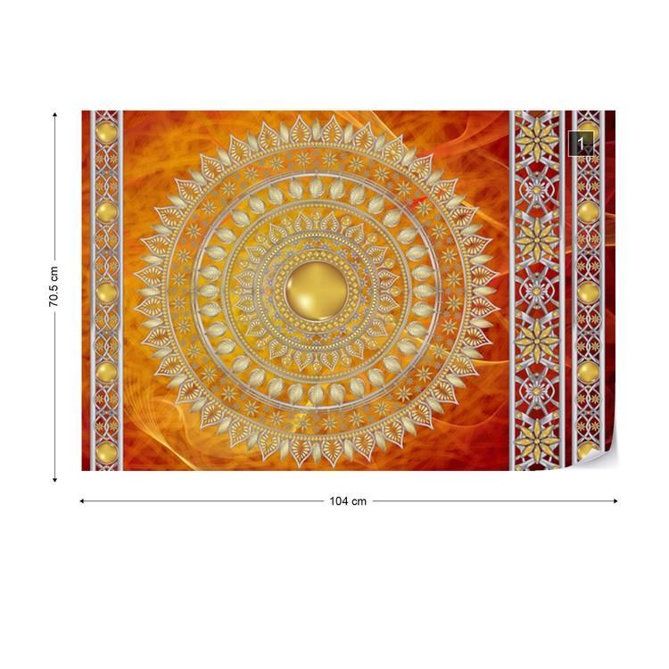 Tribal Pattern Fototapeta