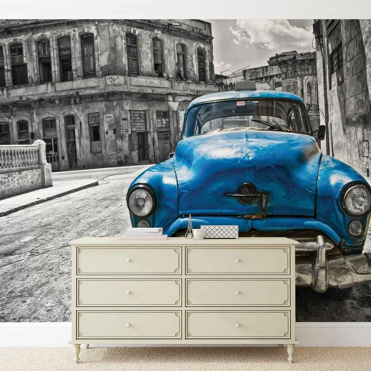 Vintage Car Fototapeta