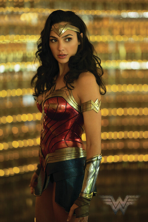 Wonder Woman 1984 - Solo Fototapeta