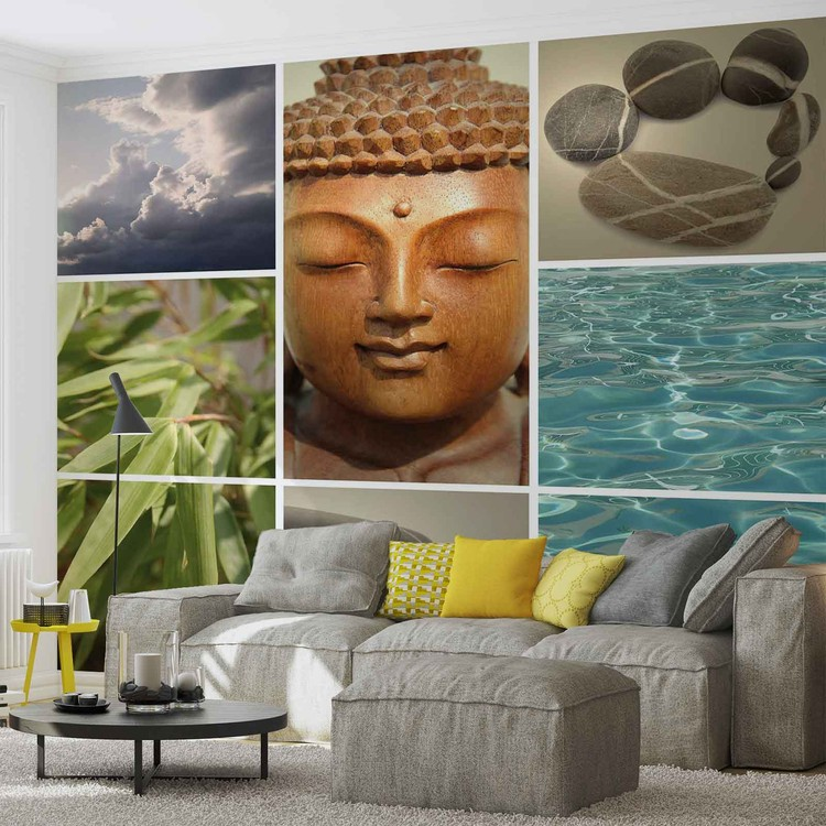 Zen Calming Scene Fototapeta