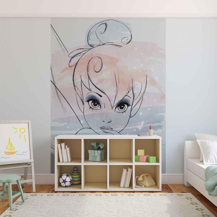Disney Fairies Tinker Bell Fee Fototapete