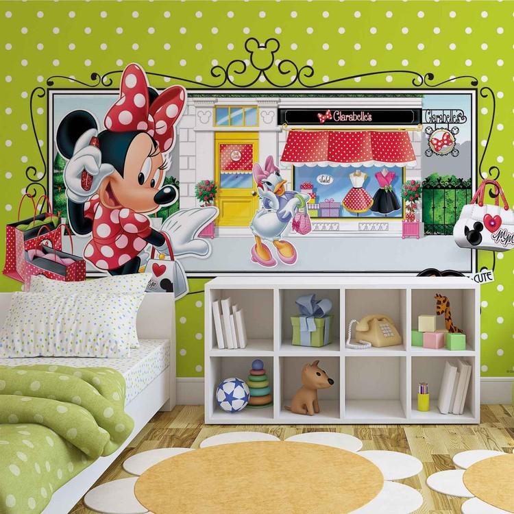 Disney Minnie Maus Fototapete
