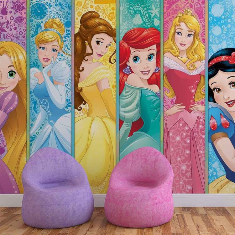 Disney Prinzessinen Aurora Belle Fototapete