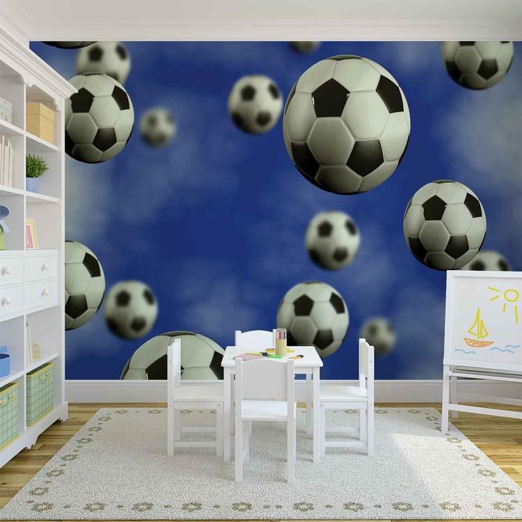 Fussball Fototapete