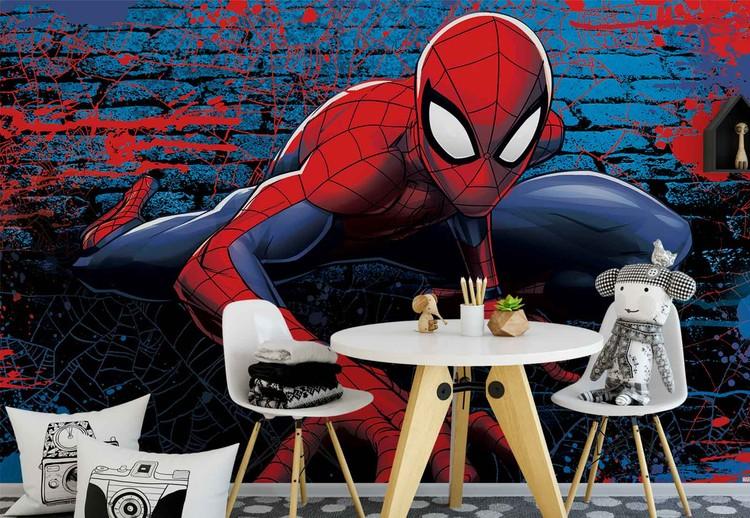 Marvel Spiderman (10587) Fototapete