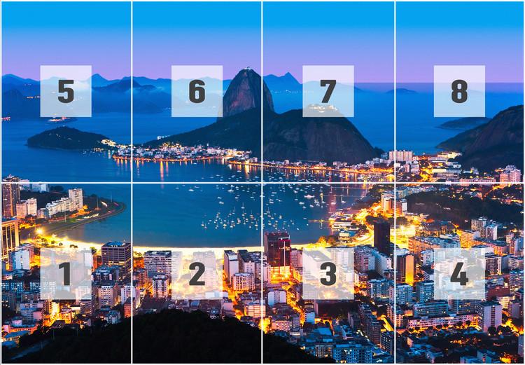 RIO DE JANEIRO Fototapete