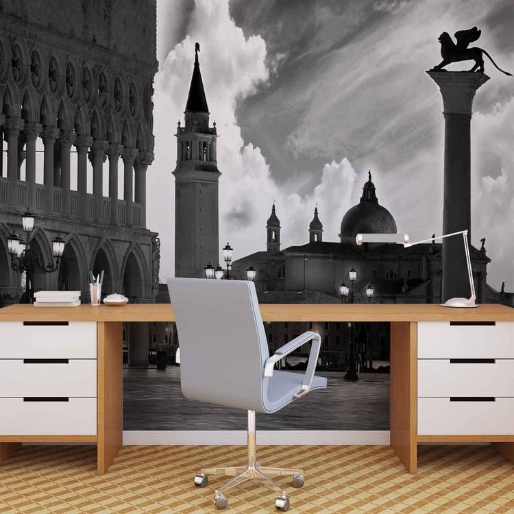 Stadt Venedig San Marco Fototapete
