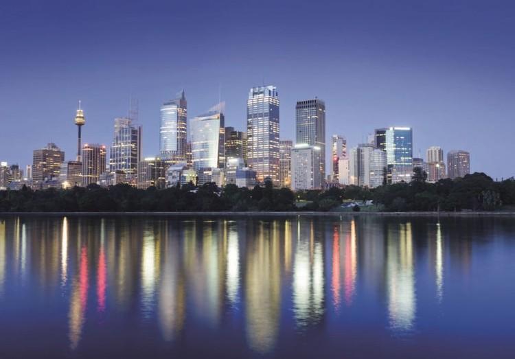 Sydney - Australien Fototapete