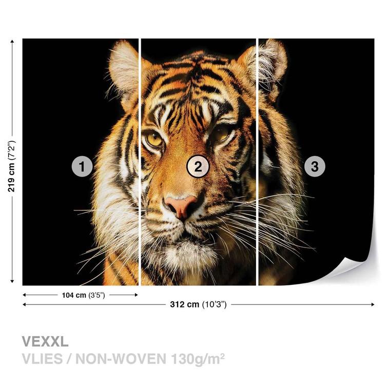 Fototapete, Tapete Tiger bei EuroPosters - Kostenloser Versand