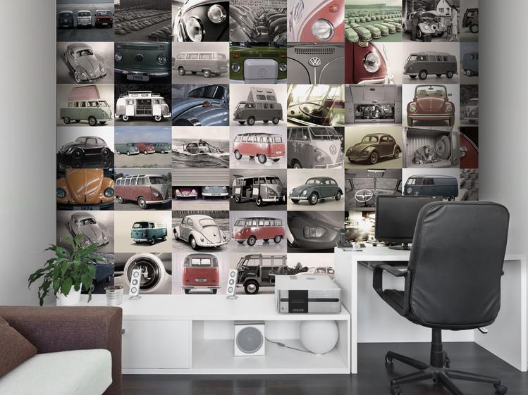 VW Volkswagen Fototapete