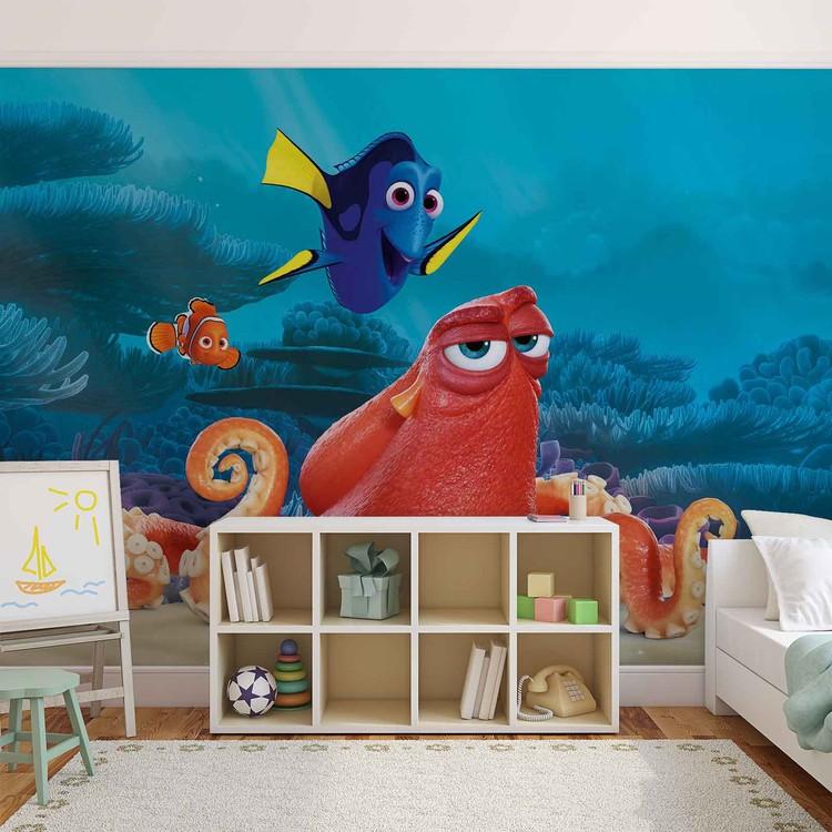 Disney Finding Nemo Dory Fototapet