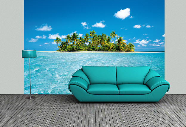 MALDIVE DREAM Fototapet