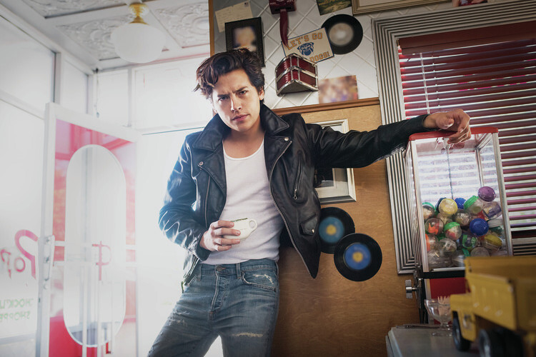 Riverdale - Jughead Fototapet