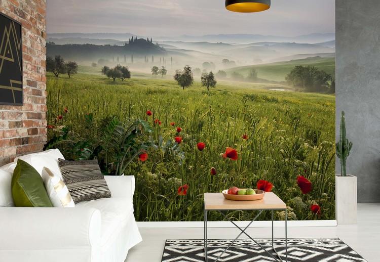 Tuscan Spring Fototapet