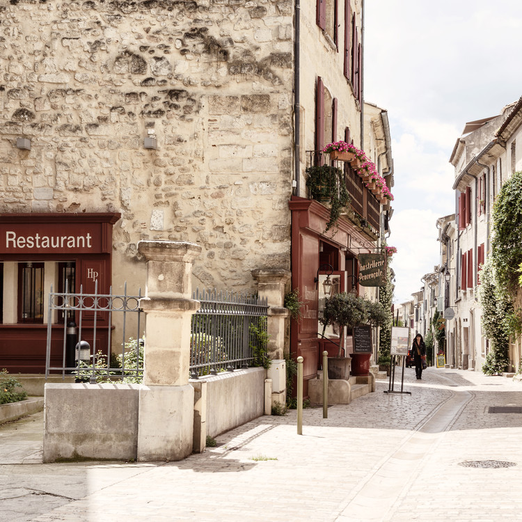 Wonderful Provence Fototapet