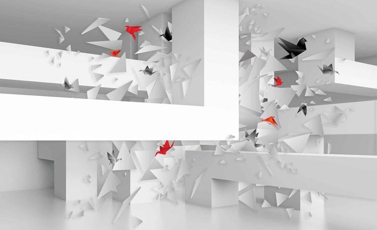 Fototapeta  Abstraktní umění