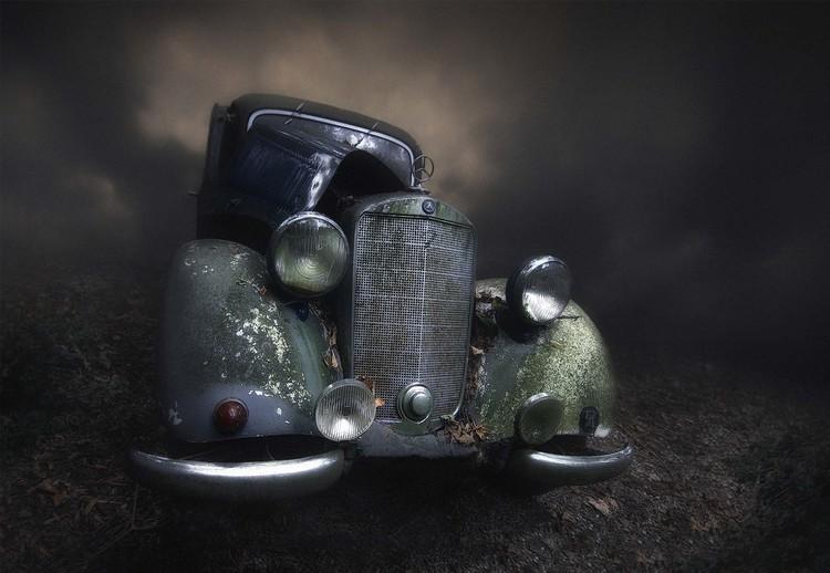 Fototapeta  Benz